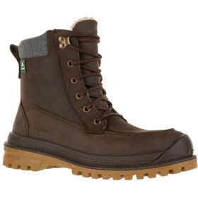 Kamik Griffon2 Shoes Men dark brown-brun fonce